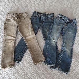 OshKosh Toddler Skinny Jeans 4T